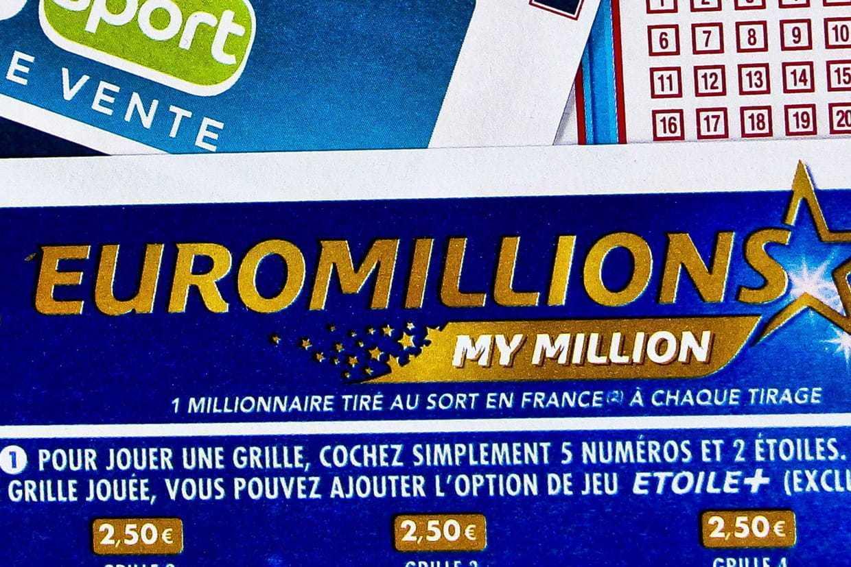 Euromillion - résultats
