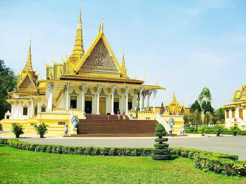 Камбоджа - описание: карта камбоджи, фото, валюта, язык, география, отзывы