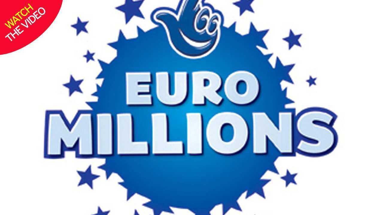 Euromillions winner statistics & figures