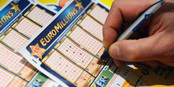 Результаты лотереи «евромиллионы» за 18 августа 2020