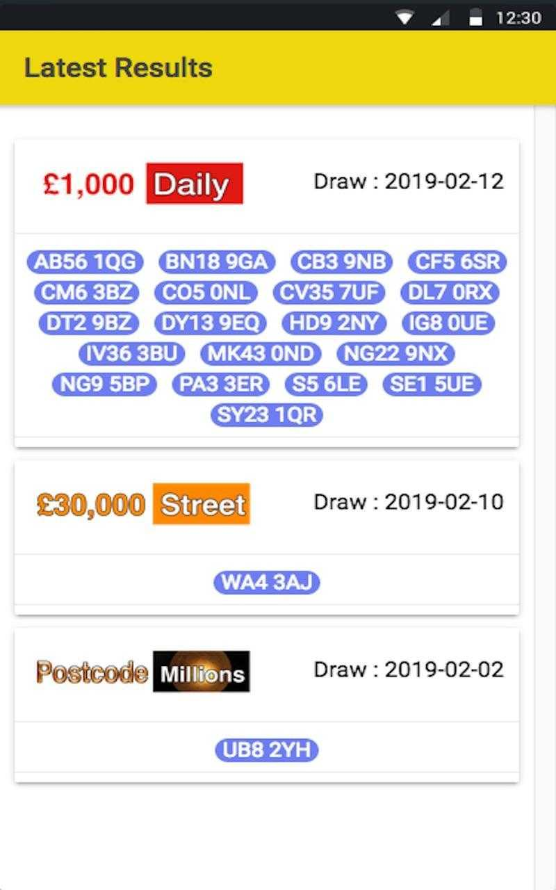 Ireland daily million (evening) 6/39 results – check winning numbers