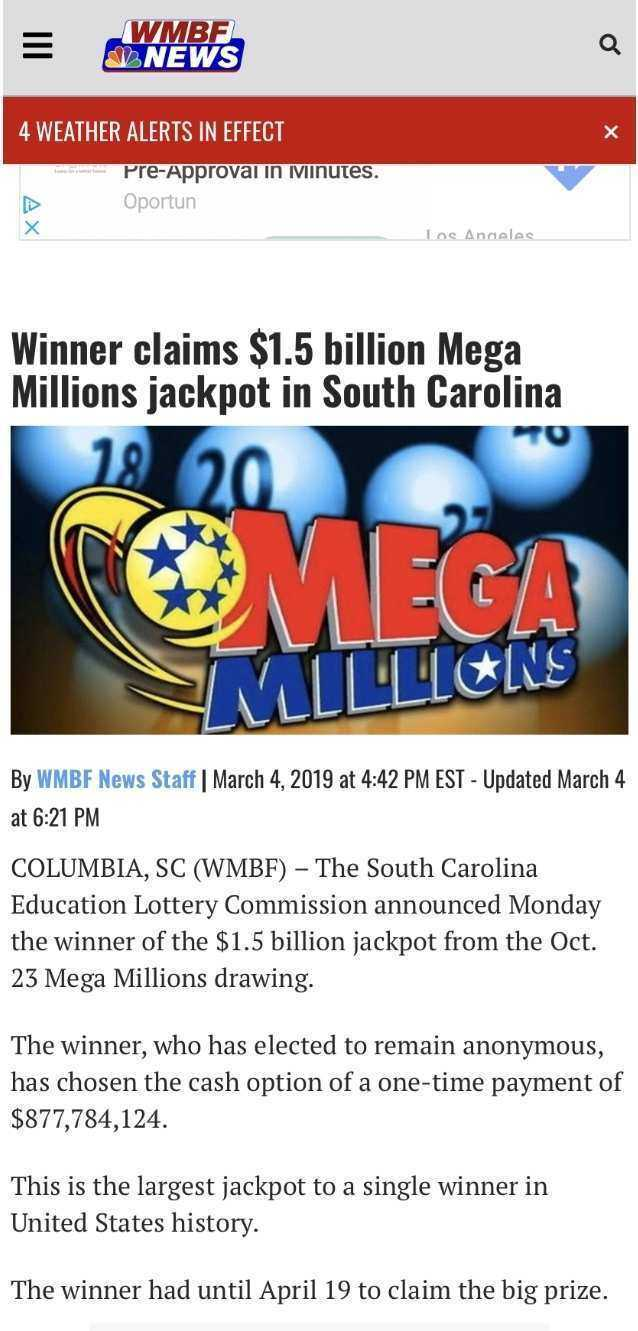 7 самых крупных выигрышей в лотерею – конструктор успеха