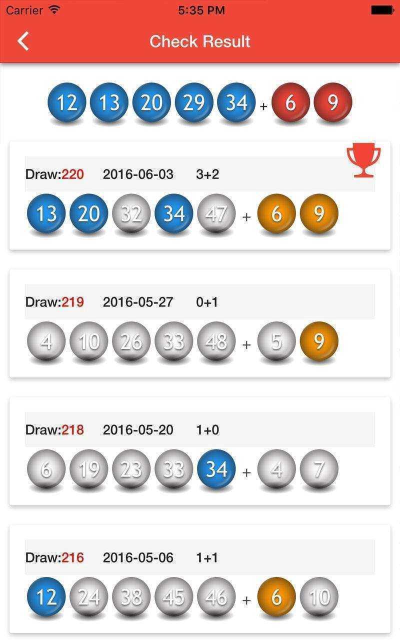 Eurojackpot results - official eurojackpot winning numbers