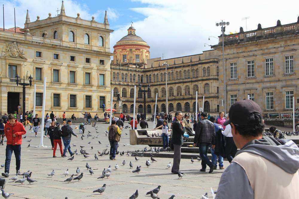 Bogota (capitale de la colombie) - Colombie - planète Terre