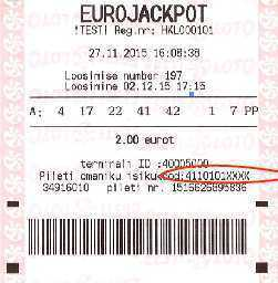 Estlands lotto