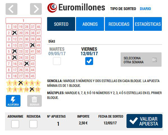 Where can i buy euromillions tickets online?