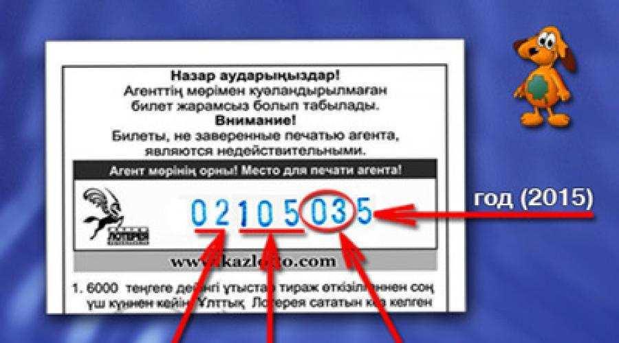 ตรวจสอบตั๋วลอตเตอรีออนไลน์ตามหมายเลขตั๋วและตารางผลลัพธ์