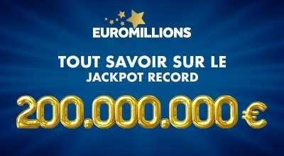 Règles du jeu euromillions