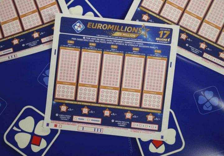 Euromillions superdraws: £115m on friday 20th november