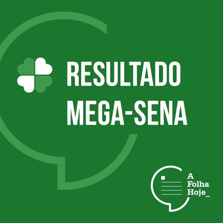 Mega-sena - resultado da mega-sena - g1 loterias