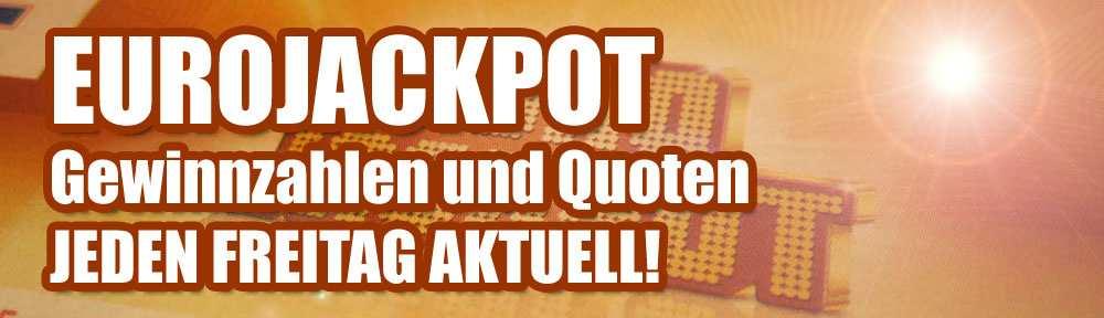 Eurojackpot 1.7.2016: quoten und gewinnzahlen