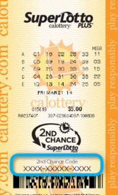 California – superlotto plus